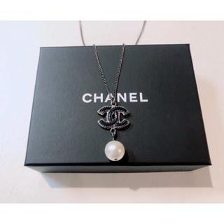 CHANEL - 【即購入OK】CHANEL シャネル パール  ネックレス メタル※送料込み