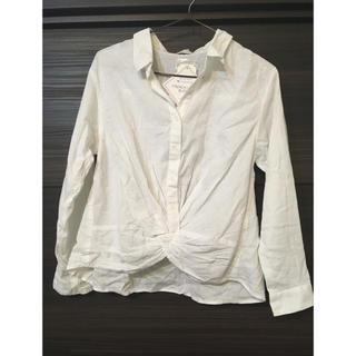 ショコラフィネローブ(chocol raffine robe)のシャツ ブラウス(シャツ/ブラウス(長袖/七分))
