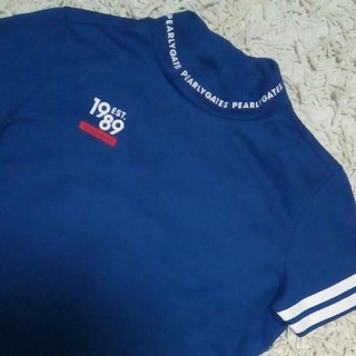 PEARLY GATES - 2020年モデル パーリーゲイツ モックネックシャツ