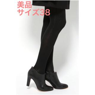 ファビオルスコーニ(FABIO RUSCONI)の【美品】MAGOBLAN ショートブーツ(ブーツ)