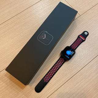 アップルウォッチ(Apple Watch)のApple Watch Nike+ Series 5 GPS MWT72J/A(その他)