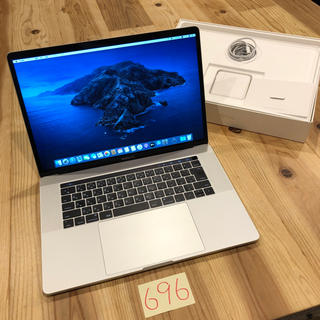 Mac (Apple) - 付属品完備!MacBook pro 15インチ 2016