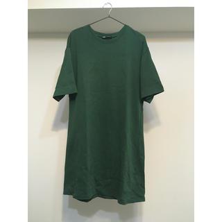 ZARA - Tシャツ ワンピース