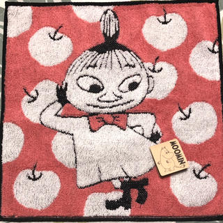 Little Me - リトルミイ ハンカチ