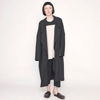 Dulcamara - mybeautifullandlet rayon wide long coat