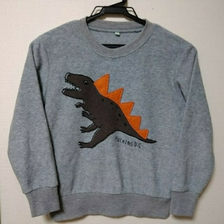 恐竜 イトーヨーカドー トレーナー(130)