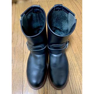 レッドウィング(REDWING)のRED WING レッドウィング ショートエンジニアブーツ  26.5cm(ブーツ)