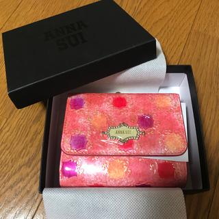 アナスイ(ANNA SUI)の新品未使用 アナスイ 二つ折り財布(折り財布)