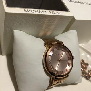 マイケルコース(Michael Kors)のマイケルコース時計(腕時計)