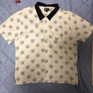 インディペンデント(INDEPENDENT)の送料込L independent shirt BRIXTON  (シャツ)
