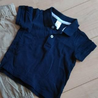 エイチアンドエム(H&M)のbaby ポロシャツ(Tシャツ)