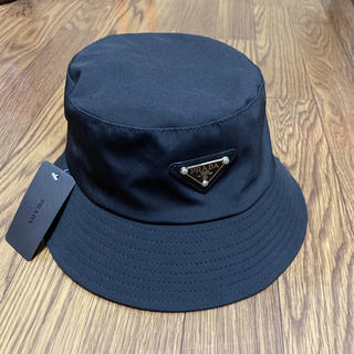 【新品】男女兼用プラダバケットハット帽子