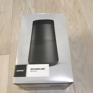 ボーズ(BOSE)のBose Soundlink revolve スピーカー 【新品未使用】(スピーカー)