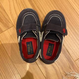 ポロラルフローレン(POLO RALPH LAUREN)の子供靴(スニーカー)