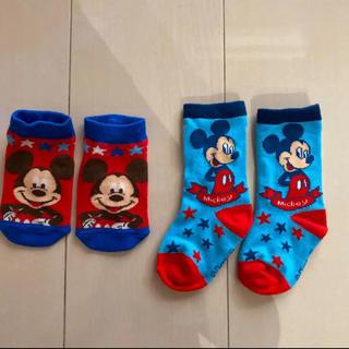 ディズニー ミッキーマウス 靴下 ソックス ミッキー
