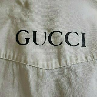 綿、七分丈 ホワイト シャツ(Tシャツ/カットソー(七分/長袖))