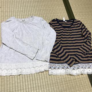 サマンサモスモス(SM2)のロンT 2着(Tシャツ/カットソー)