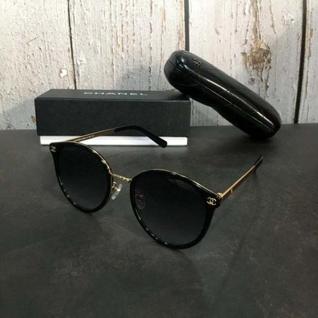 CHANEL(シャネル)のシャネル サングラス CH2133 ブラック レディースのファッション小物(サングラス/メガネ)の商品写真