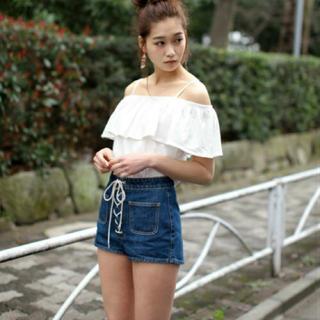 スライ(SLY)のSLY/オフショルダー(Tシャツ(半袖/袖なし))