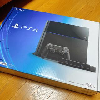 SONY - SONY PlayStation4 本体 CUH-1000AA01 カメラ付き