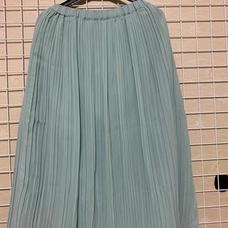 マジェスティックレゴン(MAJESTIC LEGON)のマジェスティックレゴン プリーツスカート スカート(ロングスカート)