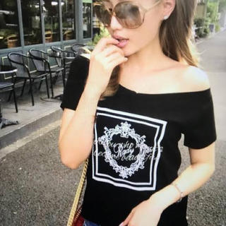 Rady - Rady オフショルTシャツ