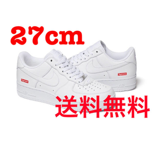 Supreme - 【正規品】Supreme Air Force 1 White