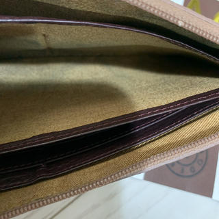 アタオ(ATAO)のサントリーニイエロー確認用(財布)