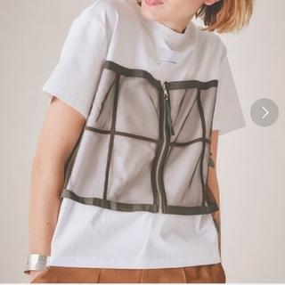 アメリヴィンテージ(Ameri VINTAGE)のAMERI▫UNION Tシャツ(Tシャツ/カットソー(半袖/袖なし))