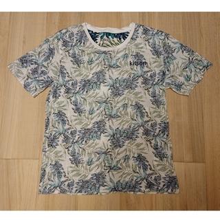 キットソン(KITSON)の【美品】 kitson Tシャツ ボタニカル柄(シャツ)
