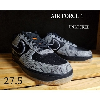 NIKE - NIKE  BY YOU AIRFORCE 1 UNROCKED