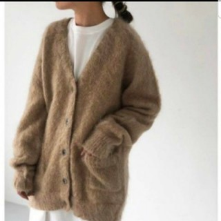 TODAYFUL - Todayful (トゥデイフル) Brushed Mohair Cardig