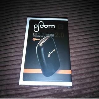 プルームテック(PloomTECH)のプルームテックS 2.0スターターキットブラック(タバコグッズ)
