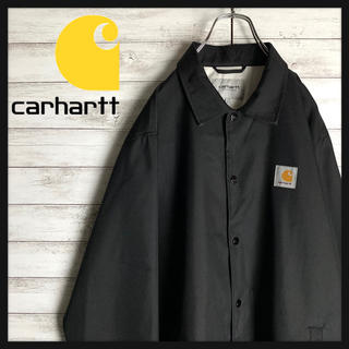 carhartt - 【入手困難】カーハートWIP☆ワンポイントロゴ入りナイロンジャケット 入手困難