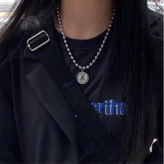 韓国ファッション ペンダント ネックレス