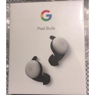 グーグルピクセル(Google Pixel)の★新品★Google Pixel Buds フルワイヤレスイヤホン(ヘッドフォン/イヤフォン)