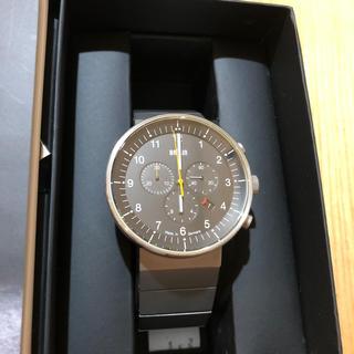 ブラウン(BRAUN)の専用 BRAUN BN0095BKSLBTG  ブラウン BN0095(腕時計(アナログ))