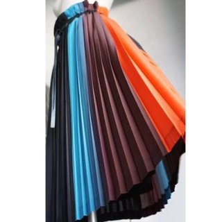 DEUXIEME CLASSE - アキラナカ マルチプルカラースカート akira naka