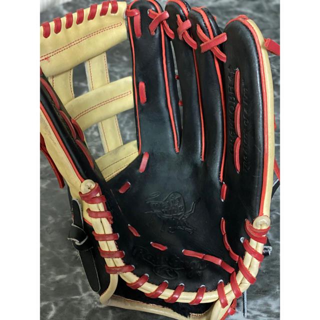 Rawlings(ローリングス)のローリングス MLB オーダーグラブ スポーツ/アウトドアの野球(グローブ)の商品写真