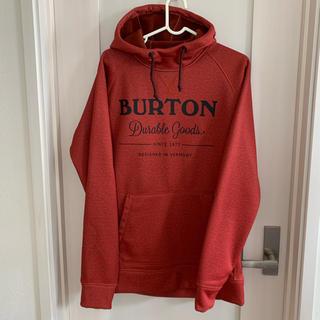 バートン(BURTON)のBURTON  スエットパーカ(パーカー)