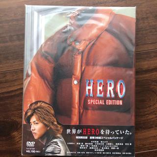 スマップ(SMAP)のHERO 特別限定版 DVD(TVドラマ)