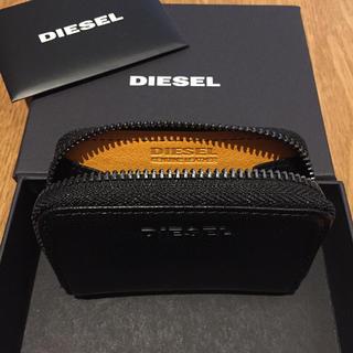 DIESEL - 【新品】DIESEL ディーゼル メンズ レディース 革財布 コインケース