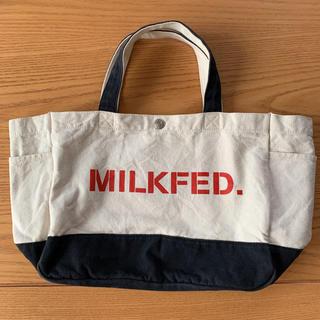 ミルクフェド(MILKFED.)のMILKFED ミルクフェド  トートバック バック(トートバッグ)