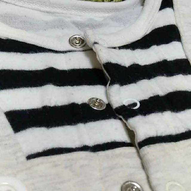 ampersand(アンパサンド)のAmpersand ロンパース 70 キッズ/ベビー/マタニティのベビー服(~85cm)(ロンパース)の商品写真