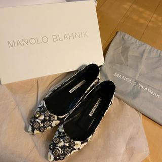 マノロブラニク(MANOLO BLAHNIK)のマノロブラニク ハンギシ MANOLO BLAHNIK(ハイヒール/パンプス)