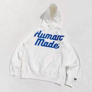 Human Made By Nigo 20SS Pizza Hoodie S(パーカー)