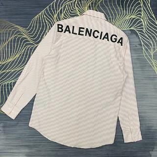 バレンシアガ(Balenciaga)の新品のシャツ(シャツ)