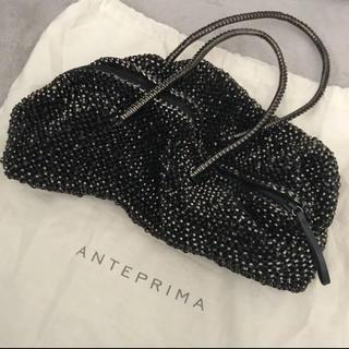 アンテプリマ(ANTEPRIMA)の美品 アンテプリマ ワイヤーハンドミニボストンバッグ(ハンドバッグ)