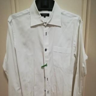 バーバリーブラックレーベル(BURBERRY BLACK LABEL)の美品バーバリーブラックレーベルワイシャツ(シャツ)