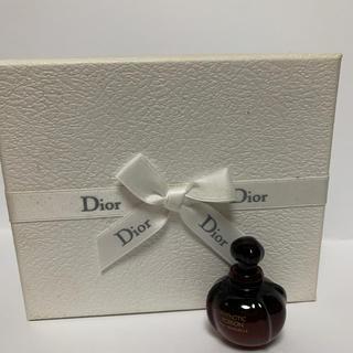 クリスチャンディオール(Christian Dior)の❤️ 廃盤 新品未開封 Dior ヒプノティックプワゾン オーセンシャル 5ml(香水(女性用))